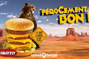 Automne 2019 : de nouvelles saveurs au Speed Burger