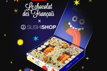 Automne 2019 : Sushi Shop et ses délicieuses surprises