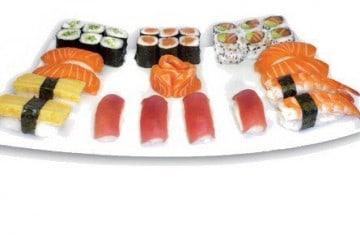 Bière et sushi avec Nikki Sushi