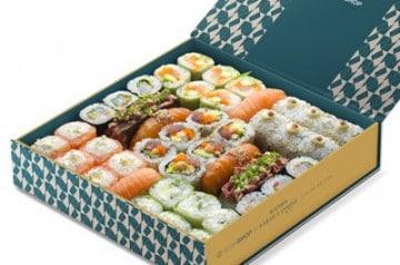 Box en édition limitée Sushi Shop x Maison Sarah Lavoine