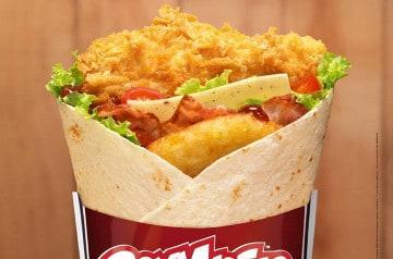 Boxmaster Country Bacon KFC