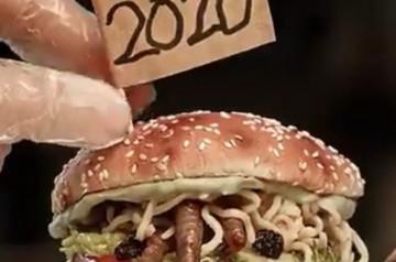 Burger King Brésil : un burger aussi détestable que 2020