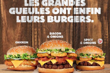 Burger King ouvre un nouveau spot à Maurepas