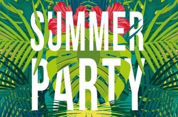 C'est encore la Summer Party chez Speed Burger