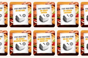 C'est parti pour l'opération Burger Mystère de Burger King