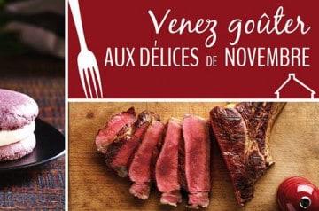 Célébrez le Beaujolais nouveau chez Courtepaille