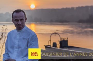 Christophe Hay, cuisinier de l'année 2021
