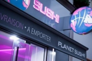 Clamart et Marseille Prado ont leur Planet Sushi