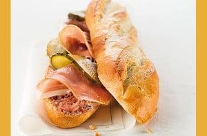Class'Croute : 3 sandwiches pour un déjeuner sur le pouce