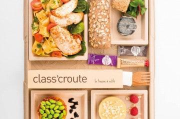 Class'Croute : coffret repas printemps-été 2014