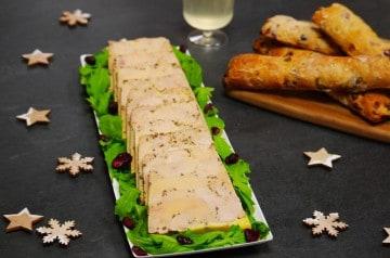 Class'Croute: faites-vous livrer votre foie gras de Noël