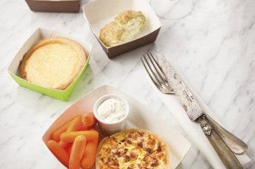 Class'Croute lance les repas végétarien et sans gluten