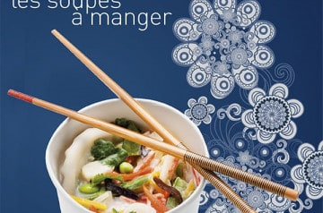 Class'Croute livre des soupes asiatiques