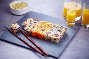 Collaboration Eat Sushi et Coca Cola