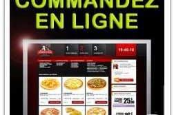 Commandez en ligne avec La Boîte à Pizza