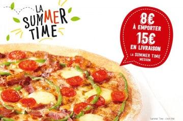 Comment bien commencer la semaine avec Pizza Hut ?
