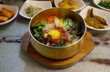 Comment réussir le Bibimbap, ce plat coréen ?