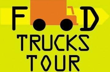 Coup d'envoi du food trucks édition 2014