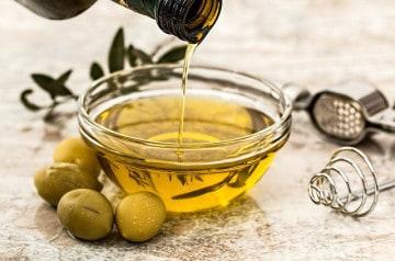 Coup de coeur: l'huile d'olive chocolat, très originale !