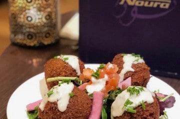 Cuisine libanaise à la Maison Noura au Printemps Haussman