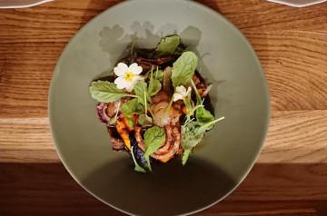 Culina Hortus, meilleur restaurant végétarien du monde
