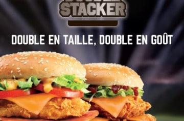 De nouvelles spécialités au poulet chez KFC