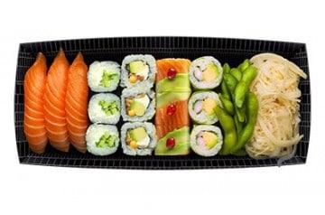 Découvrez la lunch box du mois de Sushi Shop