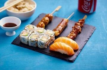 Découvrez le menu Sakana en mars chez Eat Sushi