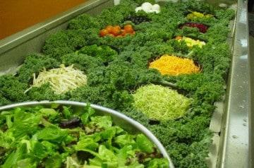 Décryptage des bars à salades