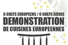 Démonstration culinaire à Aix en Provence