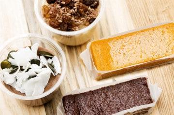 Des desserts aux légumes dans les restaurants Exki