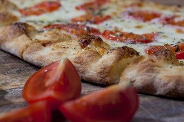 Des ingrédients de luxe pour une pizza à 2000 dollars