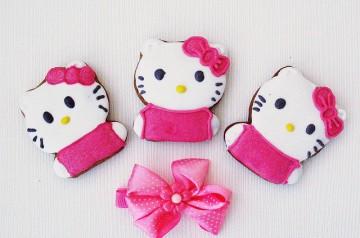 Des plats à l'effigie d'Hello Kitty à l'Umami Matcha Café