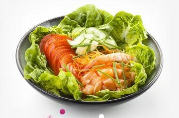 Des plats légers et frais avec Matsuri