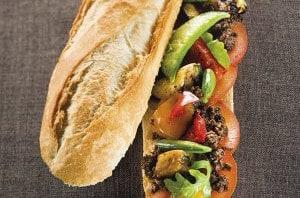 Des sandwiches végétariens dont vous raffolerez