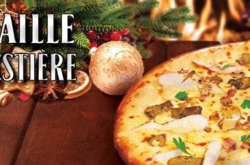Deux nouvelles pizzas à découvrir chez La Boîte à Pizza