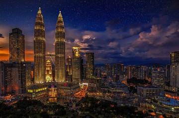 Dîner à bord du traîneau du Père Noël à Kuala Lumpur