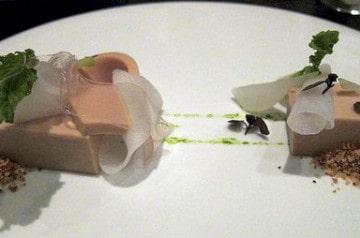 Du foie gras au déjeuner à Paris : le restaurant