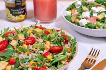 Eat Salad... Votre salade sur mesure !