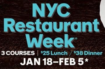Encore 2 semaines pour la Restaurant Week !