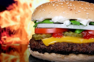 Et si on préparait un gros burger avec Gordon Ramsay ?