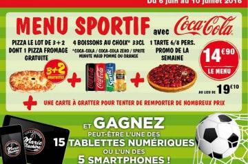 Euro 2016 : des lots à gagner chez Marie Blachère