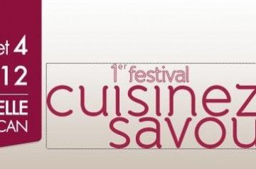 Festival Cuisinez Savourez