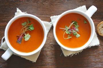 Folie des gaspachos: 4 recettes rafraîchissantes pour l'été