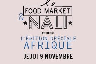 Food Market à Paris : la cuisine africaine à l'honneur