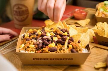 Fresh Burritos : chaleur et couleurs dans vos repas