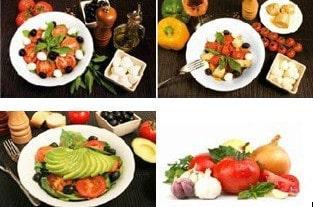 Fruits et légumes chez Pasta & Dolce