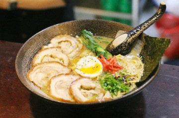 Goûtez aux plats préférés de Naruto à Shanghai