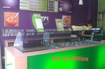 Green is Better à Aix les Milles