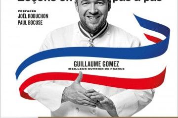 Guillaume Gomez lance un livre pour cuisiner comme un pro